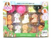 Latex Dog(12in1)