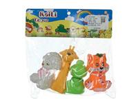 Latex Animal(4in1) toys