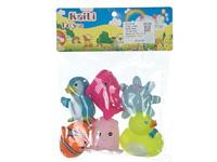 Latex Animal(6in1) toys