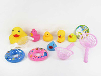 Latex Duck Set toys