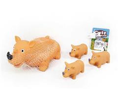 Latex Rhinoceros toys