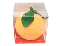 Latex Orange toys