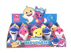 4inch Latex Shark Baby(20in1) toys