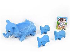 Latex Elephant(4in1) toys