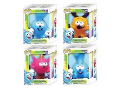 4.5inch Latex Happy Ball(4S) toys