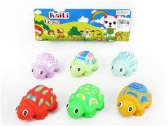 Latex Tortoise(6in1) toys
