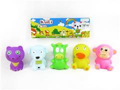 Latex Animal(5in1) toys