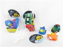 Latex Vehicle(3in1) toys