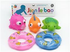 Latex Sea Animal(5in1) toys