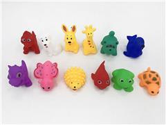 Latex Animal(12in1) toys