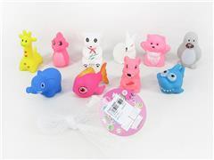 Latex Animal(10in1) toys