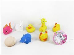Latex Animal(8in1) toys