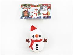 Latex Snowman toys