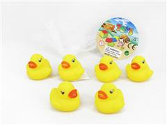 Latex Duck(6in1) toys