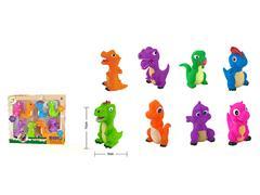 Latex Dinosaur(8in1) toys