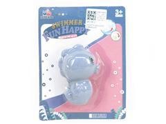 Latex Sea Horse toys