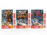 7inch Transforms Robot(3S)