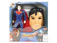 Super Man W/L_S & Mask