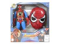 Spider Man W/L & Mask