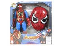 Spider Man W/L_S & Mask
