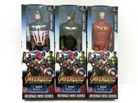 30CM The Avengers W/L_M(4S)