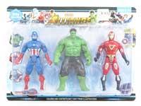Super Man W/L(3in1)