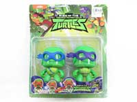 4.5inch Turtles(2in1)