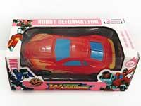 Transforms Spors Car
