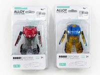 Die Cast Car Transforms(2S) toys