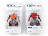 Die Cast Car Transforms(2C) toys