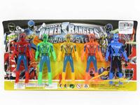 Spider Man(5in1) toys