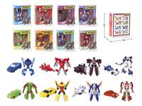Transforms Robot(8S) toys