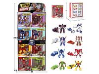 Transforms Robot(8in1) toys