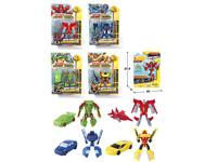 Transforms Robot(4S) toys