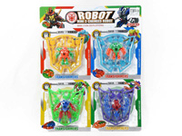 Transforms Robot(4in1) toys