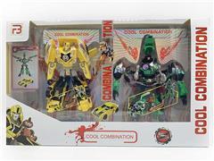 Transforms Dinosaur & Transforms Car toys