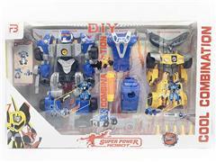 Transforms Robot & Transforms Construction Truck toys