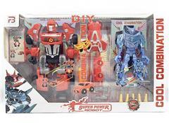 Transforms Robot & Transforms Car toys