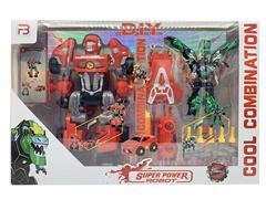 Transforms Robot & Transforms Dinosaur toys