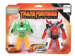 Transforms Robot(2in1) toys