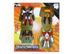 Transforms Robot(4in1) toys