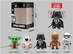 Star Wars(5S) toys