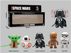 Star Wars(5in1) toys