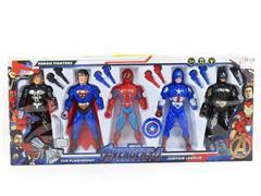 Warrior W/L(5in1) toys