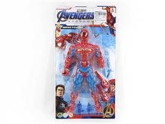 Spider Man W/L toys
