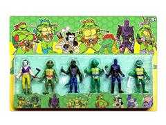 3.5inch Turtles(6in1) toys