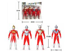 Ultraman(4in1) toys