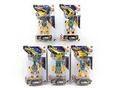 5in1 Transforms Robot(5S) toys