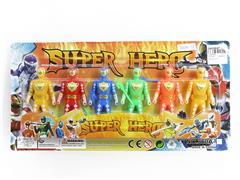 Super Man Set(6in1) toys
