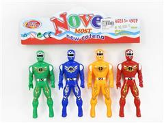 Super Man W/L(4in1) toys